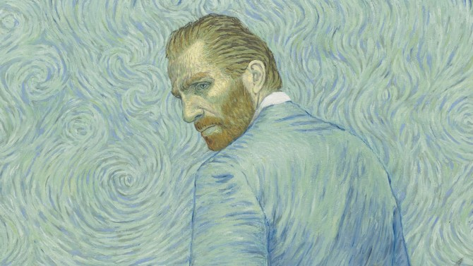 Loving Vincent UK Release Date