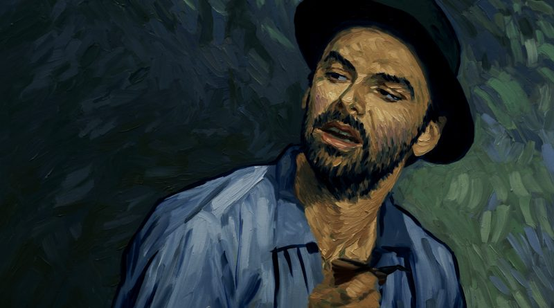 Aidan Turner to Attend Loving Vincent UK Premiere