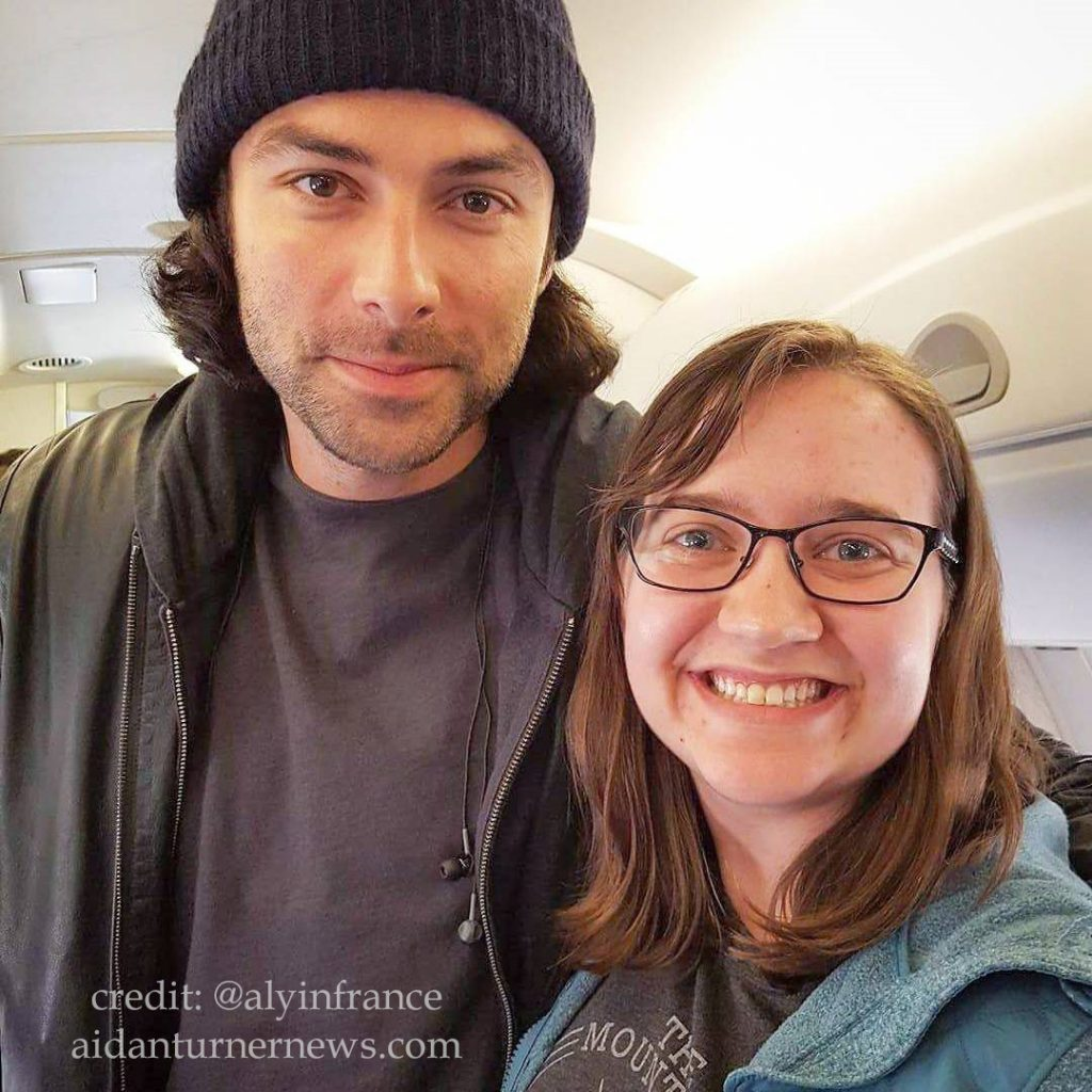 Aidan Turner Fan