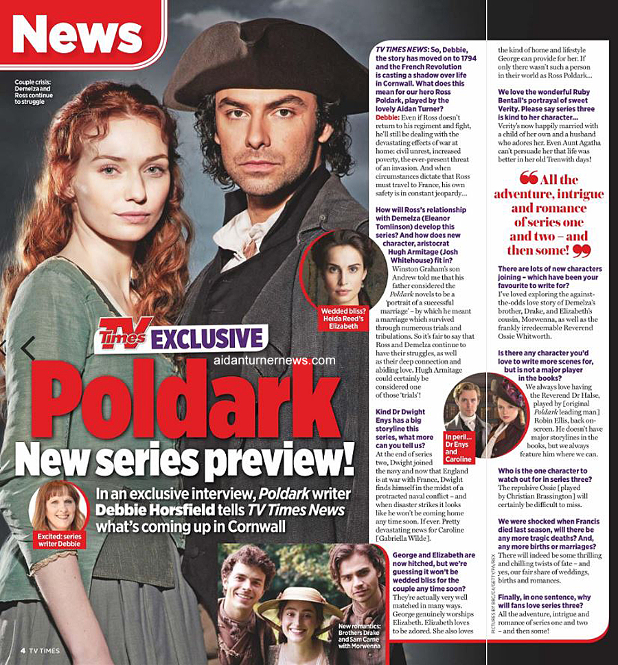 TV Times May 2017