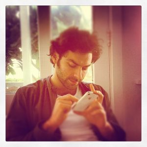 Aidan Turner Phone