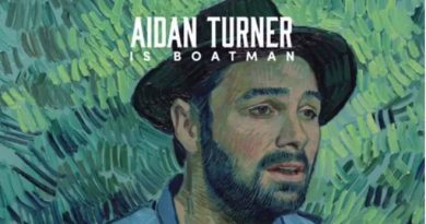 Aidan Turner The Boatman