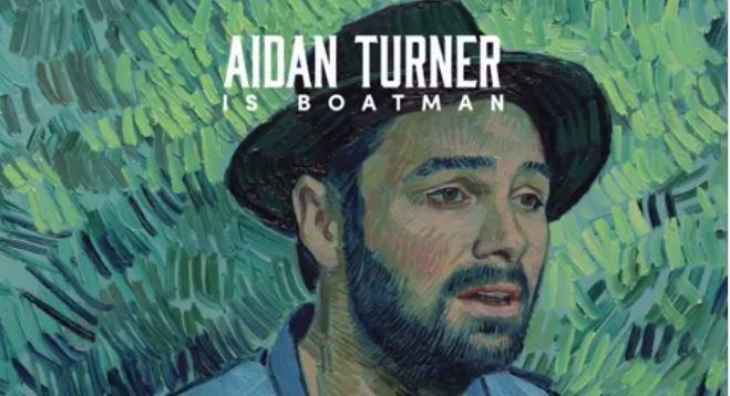 Aidan Turner The Boatman