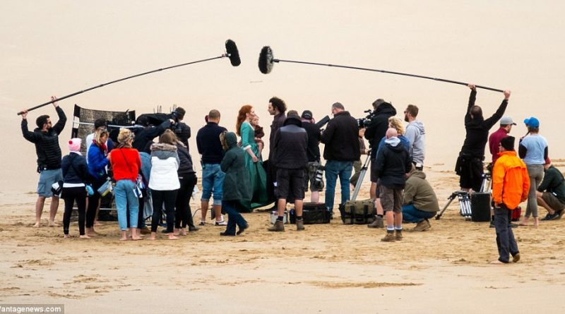 Poldark BTS Featured