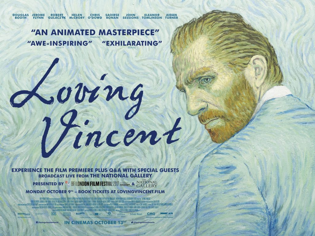 Loving Vincent UK Premiere