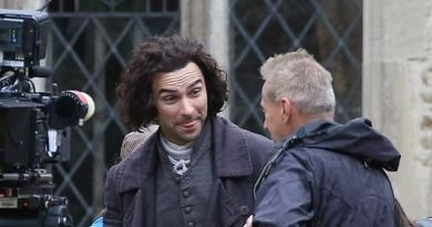 Poldark S4 BTS Featured