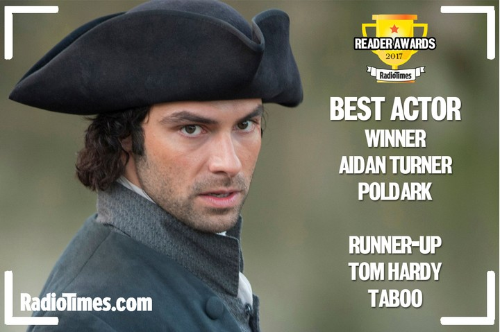 Aidan Turner Radio Times