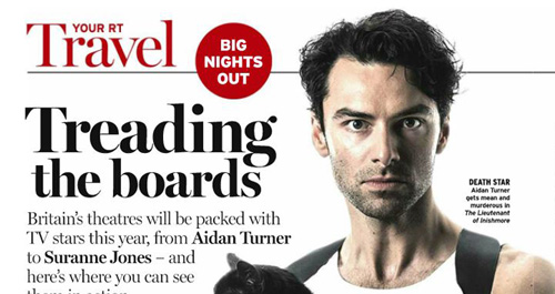 Radio Times Lt of Inishmore Featured
