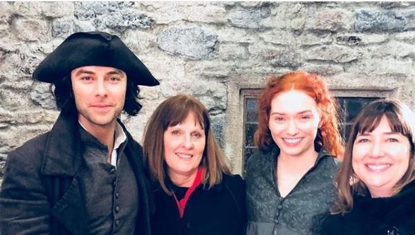 Poldark Season 4 Filming Wraps
