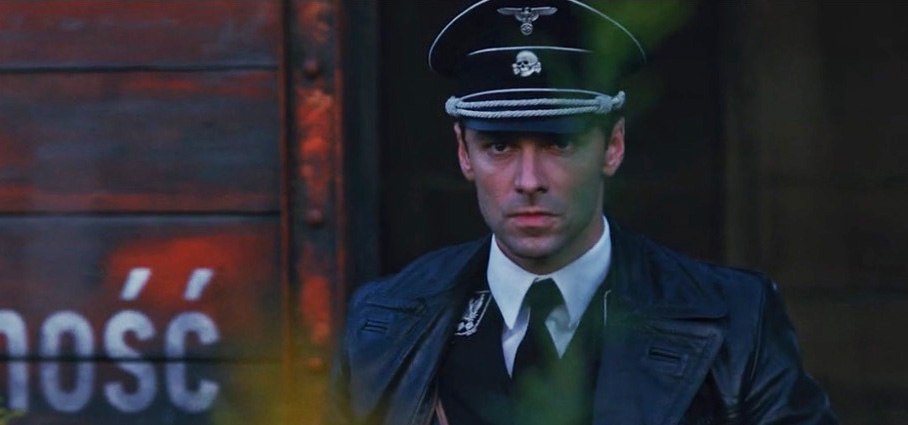Aidan Turner in The Man Who Killed Hitler and Then The Bigfoot