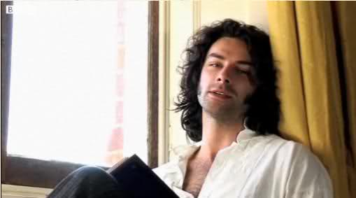 Aidan Turner Reading