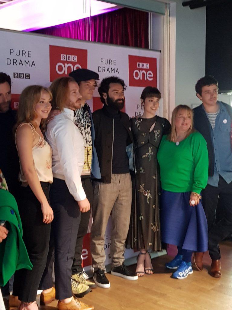 BFI Poldark S4 Cast 2
