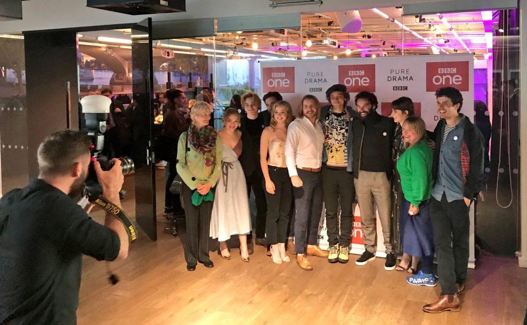BFI Poldark S4 Cast 1