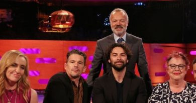 Graham Norton featured