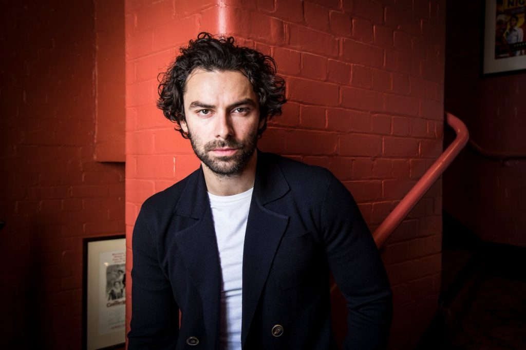 Aidan Turner TimeOut London