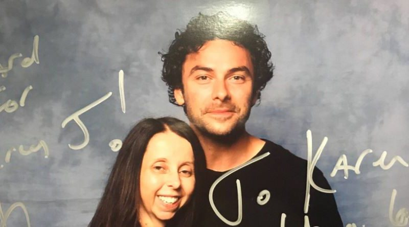 Aidan Turner LFCC featured