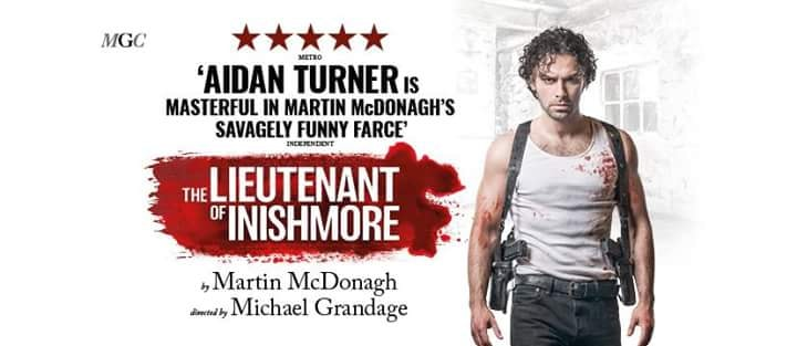 Lieutenant of Inishmore Banner Ad