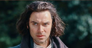 Aidan Turner as Ross