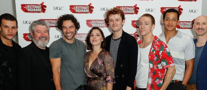 Lieutenant of Inishmore Press Night Photos