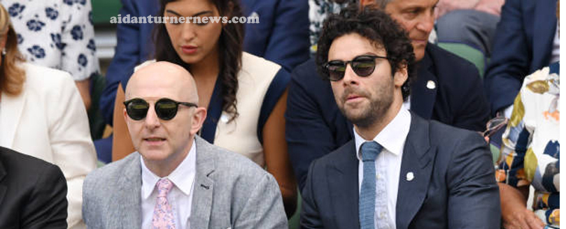 Aidan Turner Wimbledon featured