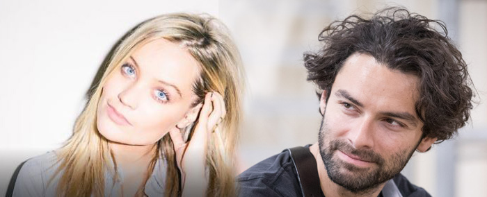 Laura Whitmore Aidan Turner