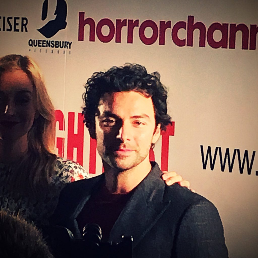 London Fright Fest Aidan Turner
