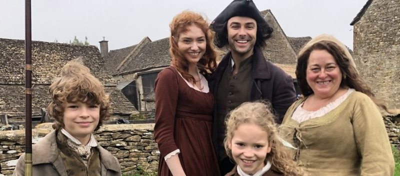 Poldark Family featured