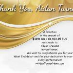 focus ireland donation amount