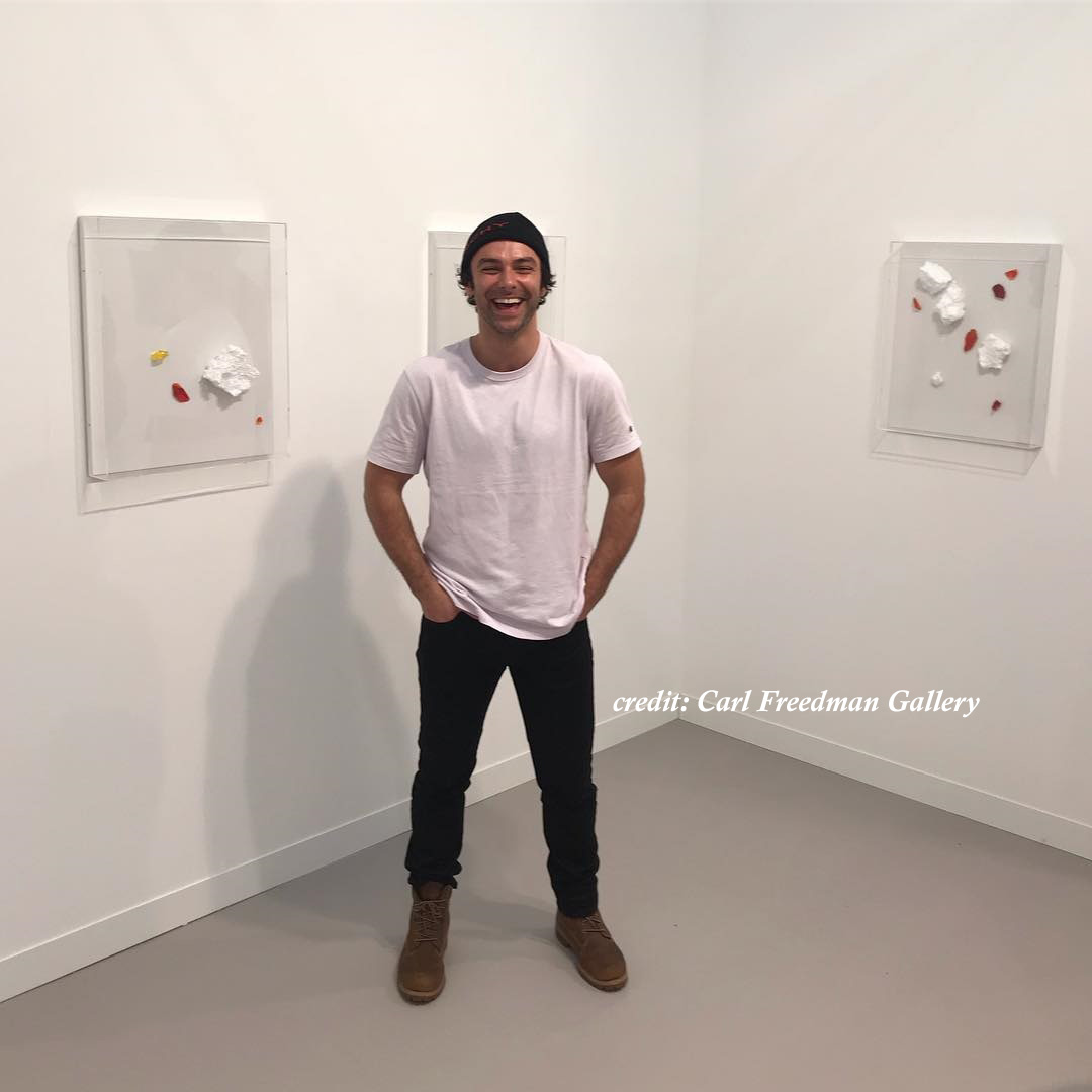 Aidan Turner at Carl Freedman Gallery