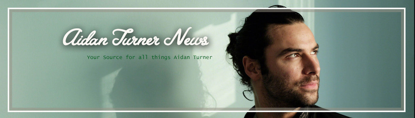 Aidan Turner News