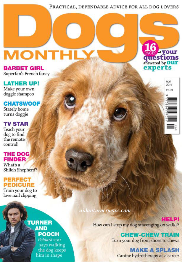 Dog Monthly interview