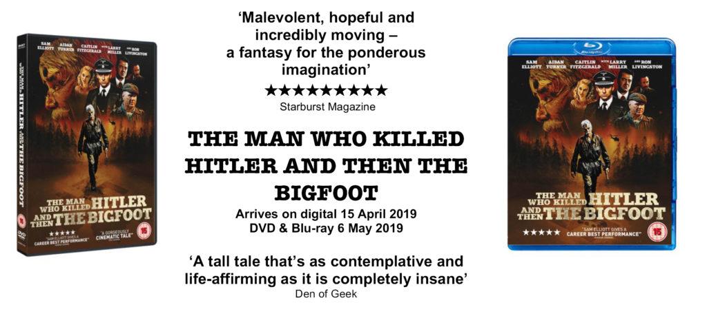DVD Blu Ray Hitler Bigfoot Press
