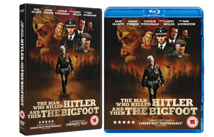 Hitler Bigfoot DVD featured