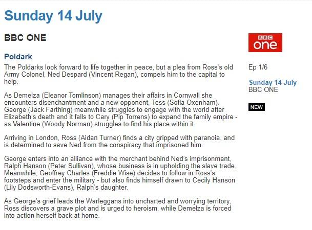 BBC 14 July
