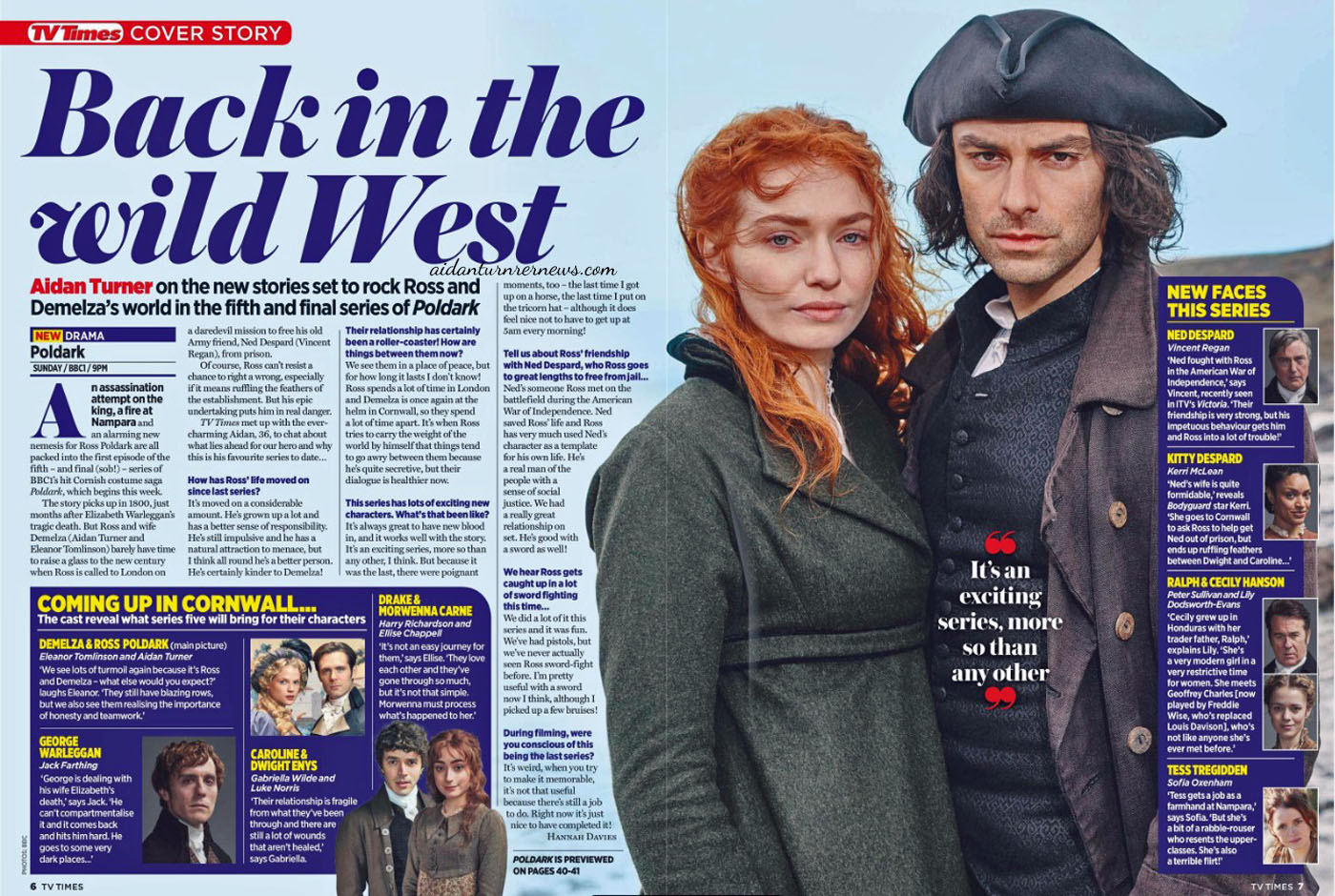 TV Times feature