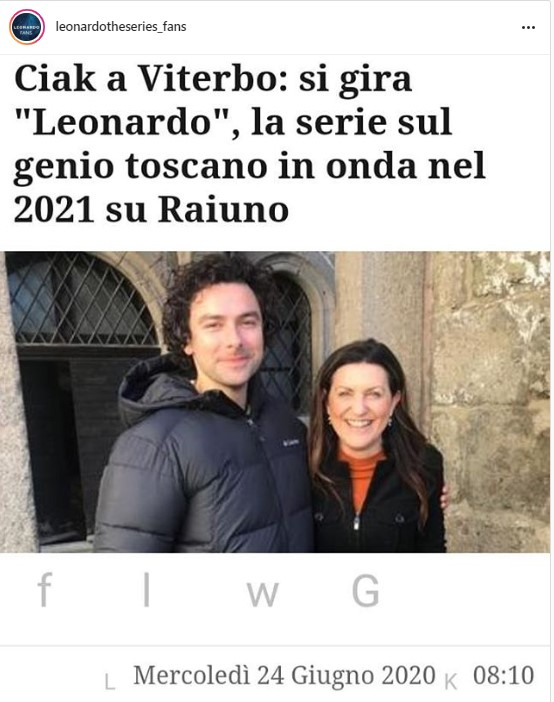 Leonardo Set