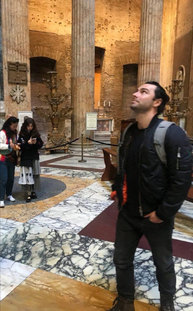Rome Jan 2020