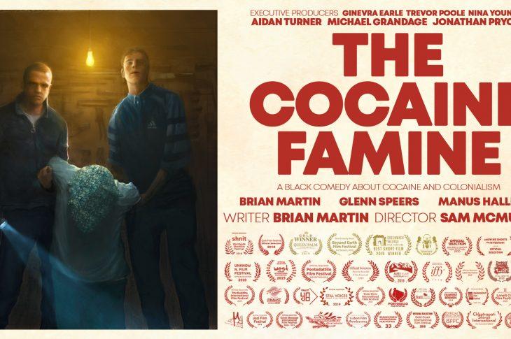 Cocaine Famine Poster